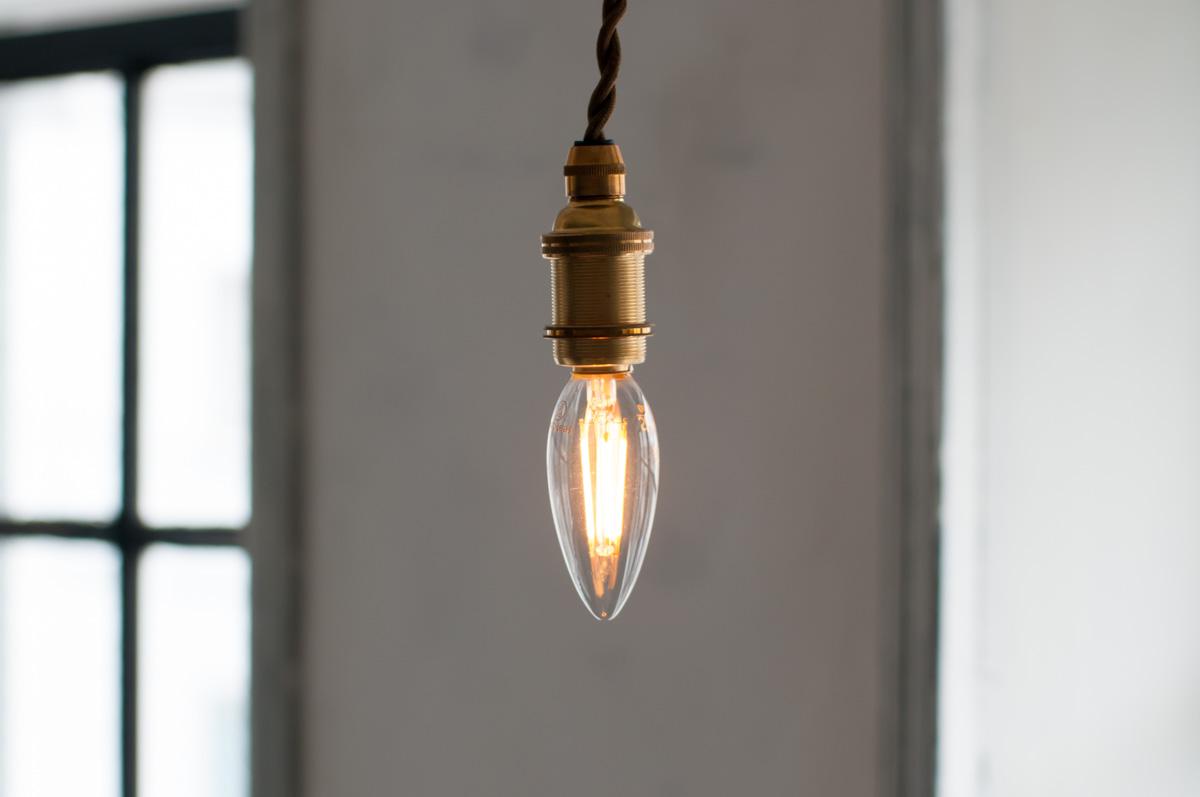 LED電球Siphonシャンデリア球画像